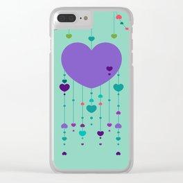Dream Catchers Clear iPhone Case