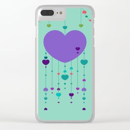 Dream Catchers Clear iPhone Case