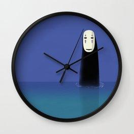 No-Face (Kaonashi) Wall Clock