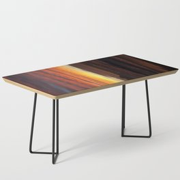 When the sky turns Coffee Table