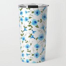Pattern for textile fabric Travel Mug