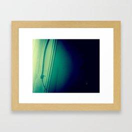 ZERO.3.0 Framed Art Print