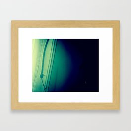 ZERO.3.0 Framed Art Print