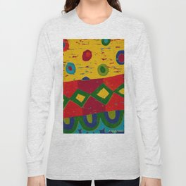 Reduction in colour Long Sleeve T-shirt
