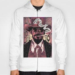 Django Poster Hoody
