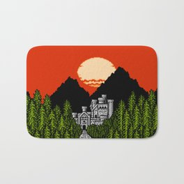 Path  to  Castle  Rock Bath Mat