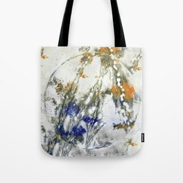plant painting Tote Bag