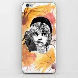 Les Miserables iPhone Skin