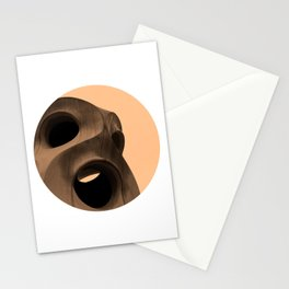 Guadi in Barcelona Stationery Cards