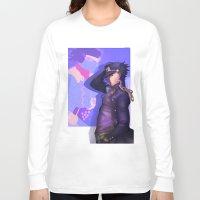 jjba Long Sleeve T-shirts featuring JoJo's Bizarre Adventure by Kurisu