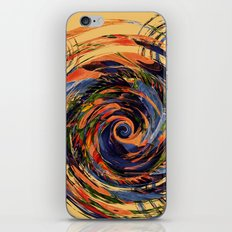Color of Gravity iPhone & iPod Skin