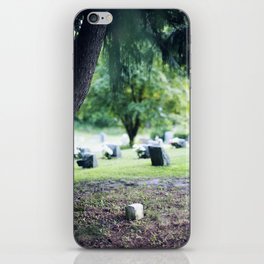 Sanitorium Hill 3 iPhone Skin