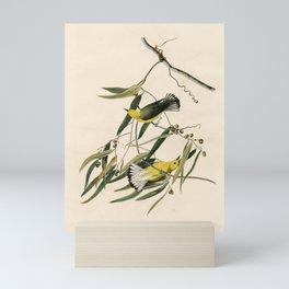 Prothonotary Warbler - John James Audubon's Birds of America Print Mini Art Print