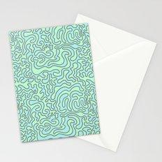 Wacky Pattern Stationery Cards