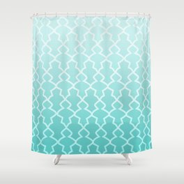 Moroccan Inspired Texture 2 Shower Curtain