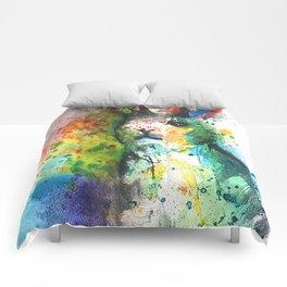 Bunny Splash Comforters