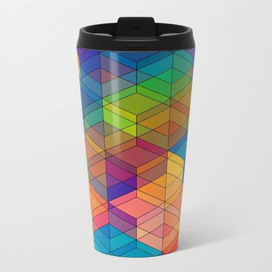 Cuben Intense No.2 Metal Travel Mug