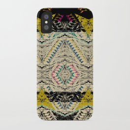 CITY NATIVE iPhone Case