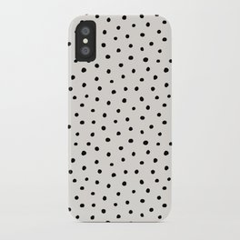 Perfect Polka Dots iPhone Case