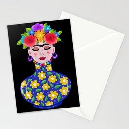 Fabulous Frida Vase Stationery Cards