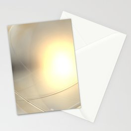 Spheres, No. 6 Stationery Cards