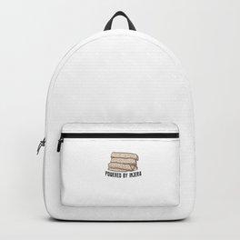 Powered By Injera Ethiopian Flatbread Backpack