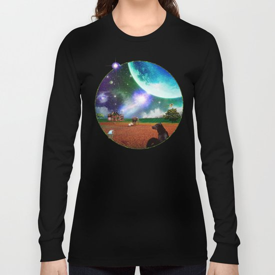 A Most Unusual Evening Long Sleeve T-shirt