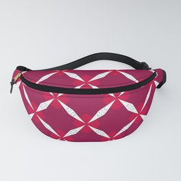 christmas background wallpaper Fanny Pack