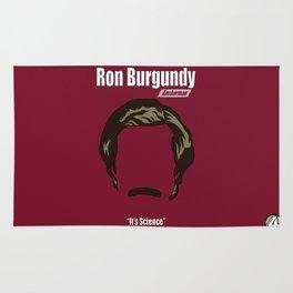 Ron Burgundy: Anchorman Rug