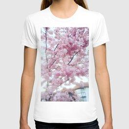 Blushing T-shirt