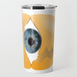 Egg Eye Travel Mug