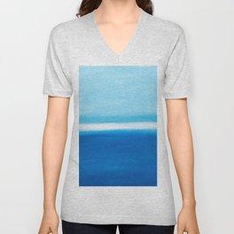 Calm Ocean Unisex V-Neck