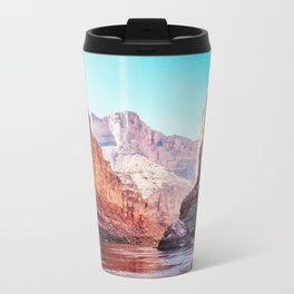 Floating the Colorado River Travel Mug