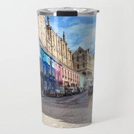Edinburgh Grassmarket Travel Mug