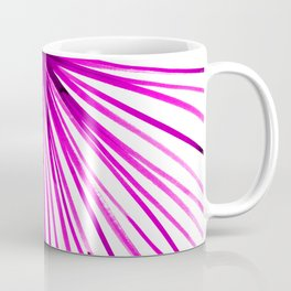 Sunburst Pink Coffee Mug