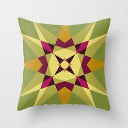 Star it out Throw Pillow