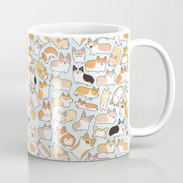 Corgilicious Corgi Doodle Coffee Mug
