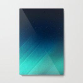 Translucent Sky [ Abstract ] Metal Print