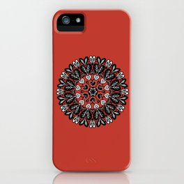 The root of love iPhone Case
