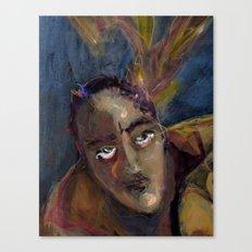 Creative struggle Canvas Print