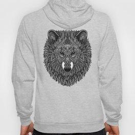 Gray Wolf Hoody
