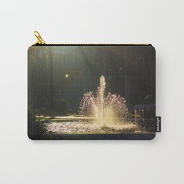 The Fountain of Apollo, Madrid Carry-All Pouch