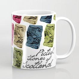 Abernethy Pictish Stone Coffee Mug