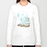 dragonball z Long Sleeve T-shirts featuring Z! by Locust Years