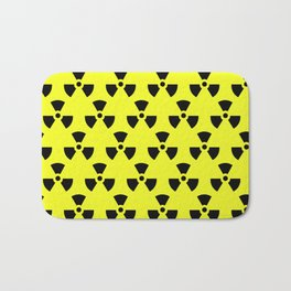 Radiation Pattern Bath Mat
