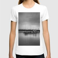 boats T-shirts featuring Boats by Sofleecori