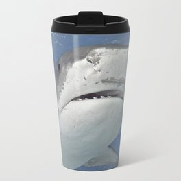 Do I Have Something On My Chin? Travel Mug