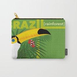 Brazil [rainforest] Carry-All Pouch