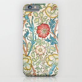 Chantilly Floral   iPhone Case