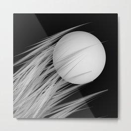 pale moon Metal Print